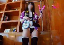 乃木坂ファンJK♡めちゃカワ女オタとSNSで繋がりハメ撮りセックス